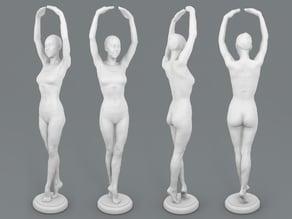 Nova - Ballet pose