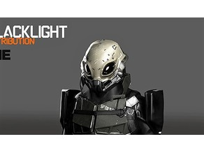 Blacklight Retribution Viper Helmet