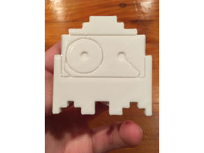 Ghost Cassette Badge