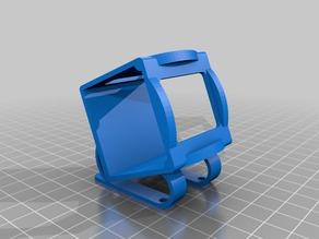 Runcam 5 flex mount for iFlight XL frames