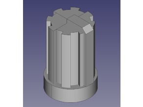 potentiometer knob 3mm shaft