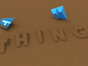 Alphabet Sand Molds A-Z 1-9