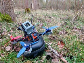 Drone Worx Hornet Motor Protector