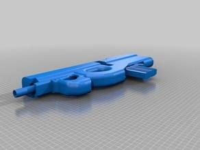 Nerf gun / Nerf blaster / Dart blaster / Nerf P90 / Nerf pdr-c / NEW VERSION