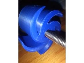 spool holder spacer 60mm flexible