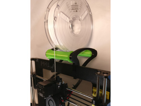 Universal Spool Holder for Prusa i3 MK2S, yes another one...