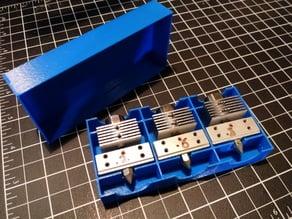 Raise3D V2 Hot End Storage Box