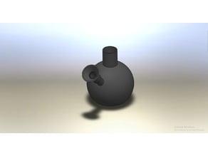Simplistic Water Pipe (Bong)   WIP