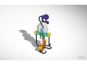 Cable Mechanism Joystick