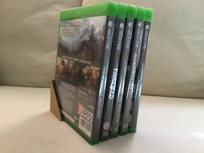 Xbox One game case holder