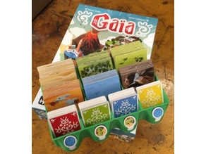 Holder Playing Card - Gaia