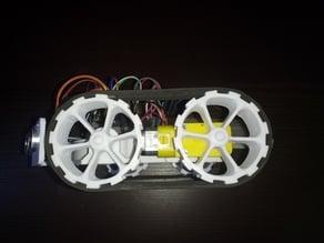 Arduino Tank tracks