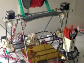 Prusa I2 Filament Holder