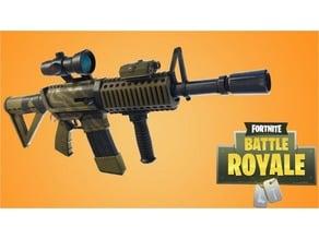 FORTNITE - Fusil d'assaut à lunette thermique / Thermal Scoped Assault Rifle