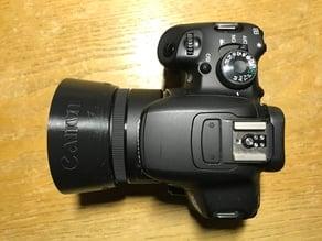 Canon 50mm f1.8 STM lens hood