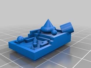 Puzzle box Interdimentional travel