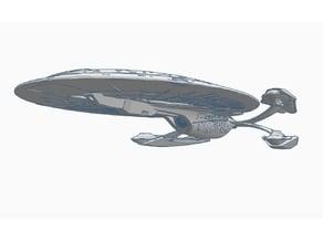 Enterprise E Refit 2, Sovereign Dreadnought