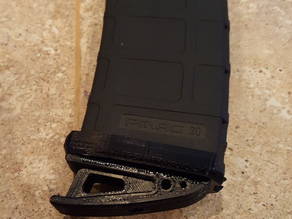 AR-15 Magpul PMAG Magazine base plate - Special Forces Edition
