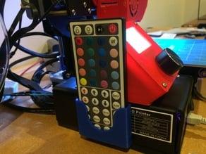 Ender 2 44 Key LED Remote Holder