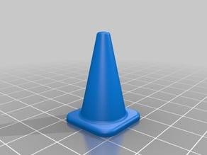RC traffic cone