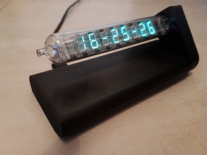 IV18 WIFI VFD nixie clock (PCB less)
