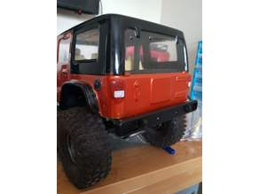 TRX4 Bumper Mount/Bracket