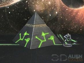 Necrontyr Small Pyramid