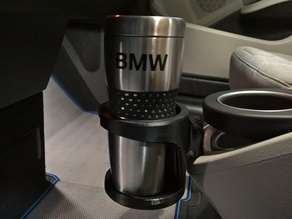 Cup Holder for BMW vehicle
