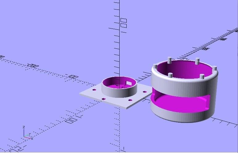 Adjustable LIDAR Housing for Scanse