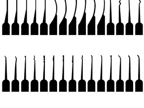 70 Lock Pick Templates