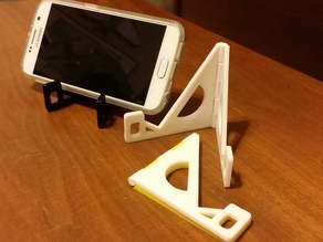Folding Hinged Phone Stand (for large phones)