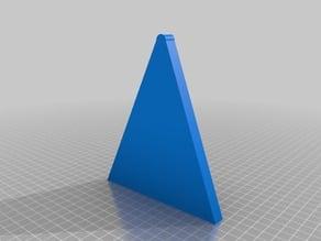 Adjustable Triangle Corner Cover