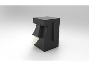 Moai  tissue box