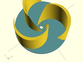 Parametric Savonius Rotor