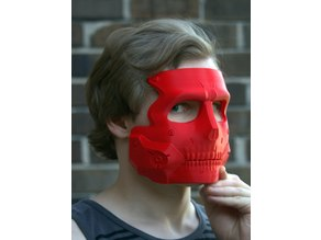 Death Stranding Die-Hardman Mask