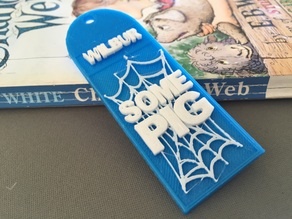 Book Report Keychains