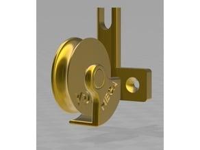 Wanhao Duplicator i3 Mini Filament Guide