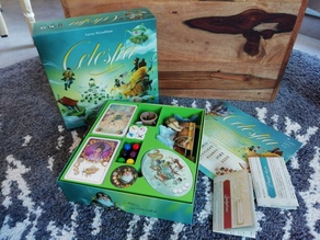 Celestia Box Insert With 2 Expansions