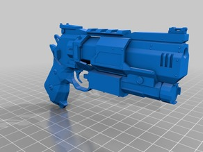 Titanfall Wingman B3 Gun