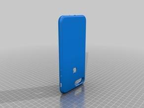 Iphone 7+ Case w/o corner slits