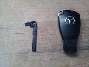 Mercedes Benz Glove Box Key Blank (2006 Style Keys)