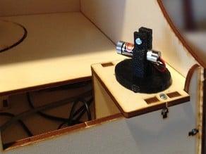 Lasermount Fabscan