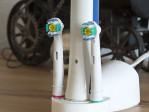 Tooth Brush Holder for Oral-B old charging station