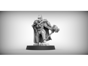 LORD - GUARD DOGS 28mm (RESIN)