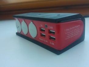 Car Cigarette Lighter Adapter Mount