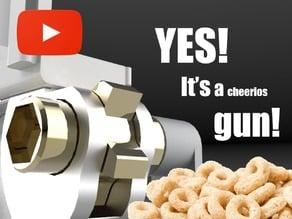 Cereal gun