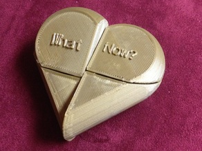 BfB 0.25mm Preassembled Secret Heart Box