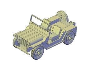 Jeep  M151 Mutt