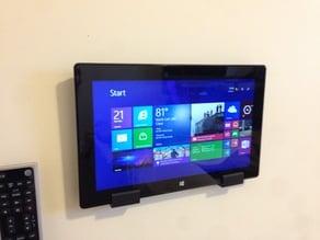 Microsoft Surface pro 2 wall mount