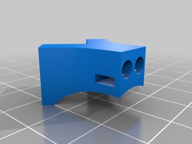 Vbar Neo Antennenhalter by Plastikformer - Thingiverse